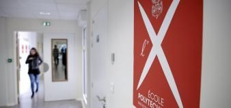 École polytechnique //©Nicolas Tavernier / R.E.A