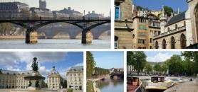 Paris, Lyon et Toulouse confirment leur attractivité étudiante. //©Phovoir