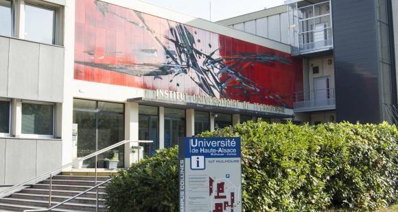 L'IUT de Mulhouse fait partie de l'expérimentation du PTGL.
