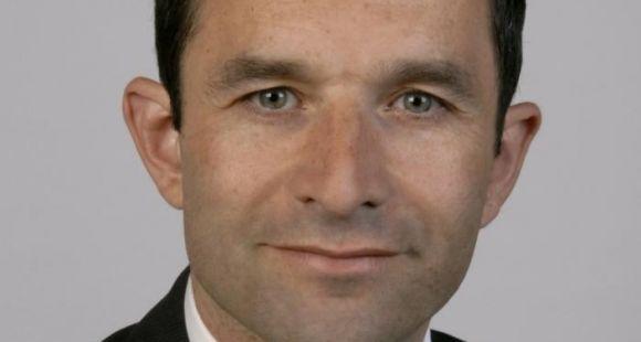 Benoît Hamon, ministre de l'Education nationale, de l'Enseignement supérieur et de la Recherche ©CWALTER
