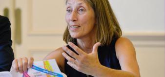 Hélène Bernard a occupé le poste de rectrice de l'académie de Toulouse jusqu'en février 2018. //©©Lydie LECARPENTIER/REA