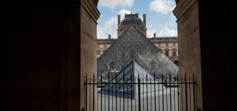 L'École du Louvre vient de recevoir une dotation inédite de deux millions d'euros d'une fondation privée. //©Romain GAILLARD/REA