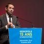 Thierry Mandon, nommé secrétaire d'État à l'Enseignement supérieur et à la Recherche le 17 juin 2015 //©Lionel Antoni