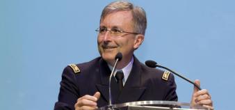 Yves Demay - Directeur de l'Ecole polytechnique - © École Polytechnique, J. Barande