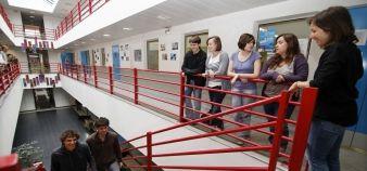 L'Istom est à Cergy-Pontoise jusqu'en 2018 //©Istom