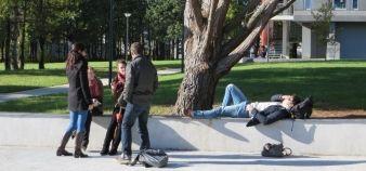 Depuis plusieurs années, l'université d'Angers possède le plus haut taux de réussite en licence en trois ans. //©V. Bertereau