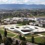 Le Rolex learning center de l'EPFL © Alain Herzog - EPFL