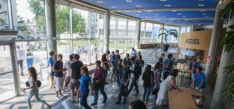 Après avoir envisagé un rapprochement avec l'INSA Lyon, voisine sur le campus de la Doua, CPE Lyon poursuit des négociations exclusives avec l'École des mines de Saint-Étienne. //©Cyril Entzmann/Divergence pour l'Etudiant