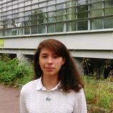 Marine Roche sur le campus Tertre, à l'université de Nantes, juillet 2016.