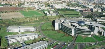 L'IFMA (Institut français de mécanique avancée) de Clermont-Ferrand