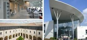 Les établissements candidats aux deux premiers appels à projets ouverts dans le cadre du PIA 3 pourront déposer leurs dossiers dès ce mois de février. © U. Montpellier / U. Pau / U. Rennes 2 //©Montage EducPros