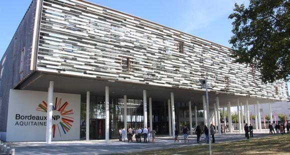Bordeaux INP, groupe public réunissant 6 écoles d'ingénieurs