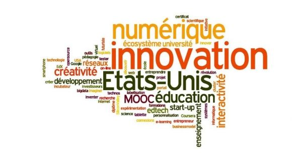 Mooc automobile, langues en contexte, revente de notes de cours : l'innovation made in USA