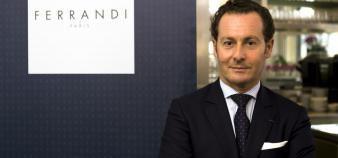 Bruno de Monte est aux commandes de Ferrandi Paris depuis 2009. //©Ferrandi Paris