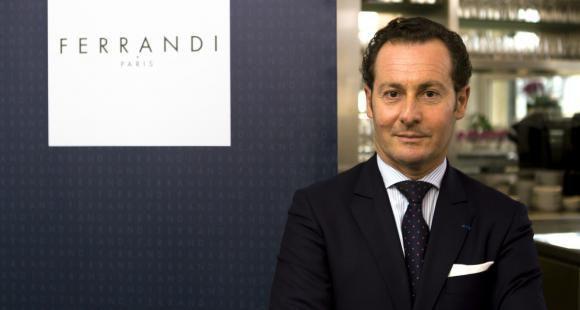 Bruno de Monte est aux commandes de Ferrandi Paris depuis 2009.