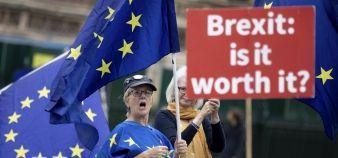 Malgré le Brexit, les écoles de commerce françaises implantées en Grande-Bretagne comptent bien tirer leur épingle du jeu et maintenir des liens de coopération. //©PLANET Pix/ZUMA-REA