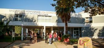 L'université de Perpignan a déposé un dossier d'université européenne dans le cadre de l'appel à projets du programme Erasmus+. //©UPVD