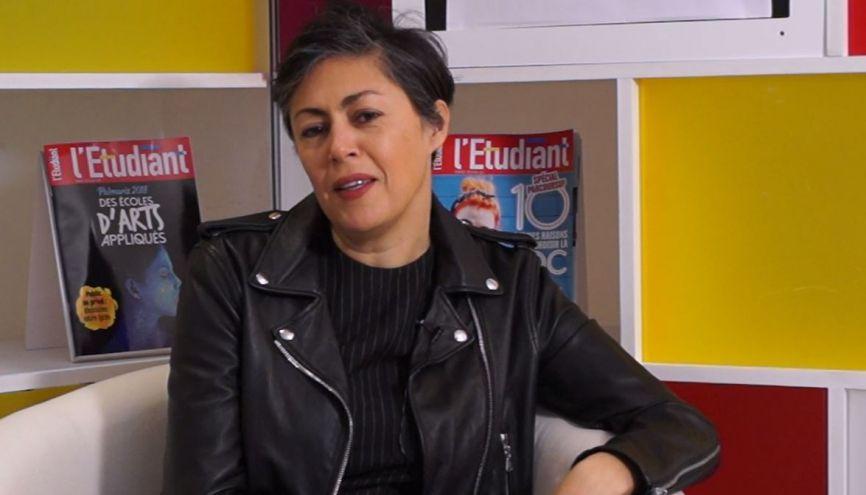 Sonia Arbaretaz, enseignante, explique ce que les correcteurs attendent d'une bonne copie de français au bac. //©letudiant.fr