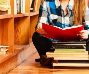 En prépa littéraire, vous aurez entre 30 et 40 heures de cours, des devoirs à la maison et des lectures complémentaires. (Illustration)