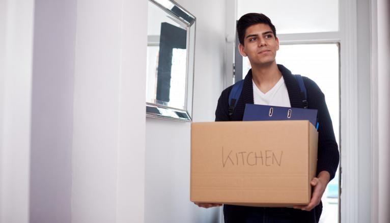 Le logement est un des principaux postes de dépenses d'un étudiant.