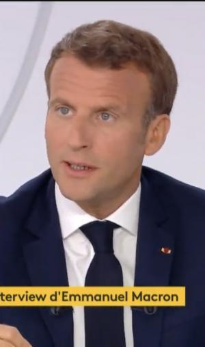 Emmanuel Macron a détaillé les mesures du plan de relance de son gouvernement à destination de la jeunesse.