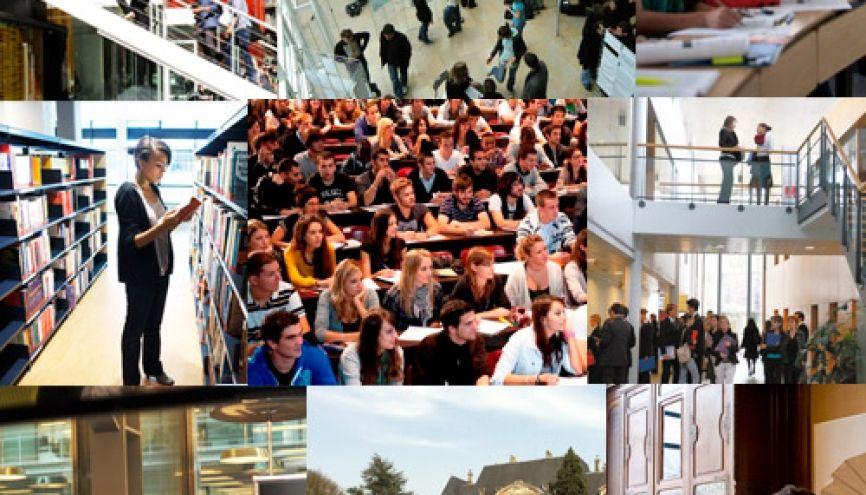 Comment réussir ses études, en passant (ou pas) par une grande école ? //©Elie/CCIP (Novancia)
