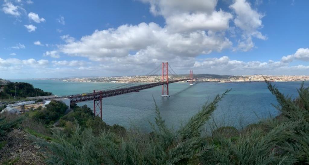 Le Portugal dispose de nombreux sites pour admirer la vue //©Photo fournie par le témoin
