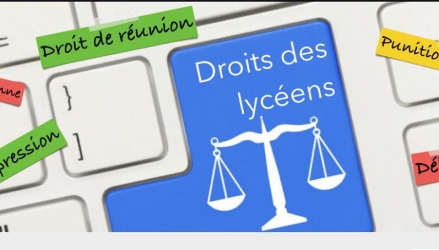 //©Droits des lycéens