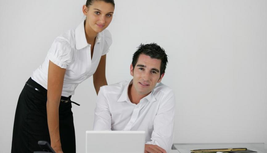 Près de 40 % des offres d'emploi sont pour des postes en CDI. // DR