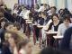 En salle d'examen : le bac s'apprête à commencer... //©Nicolas Tavernier/REA