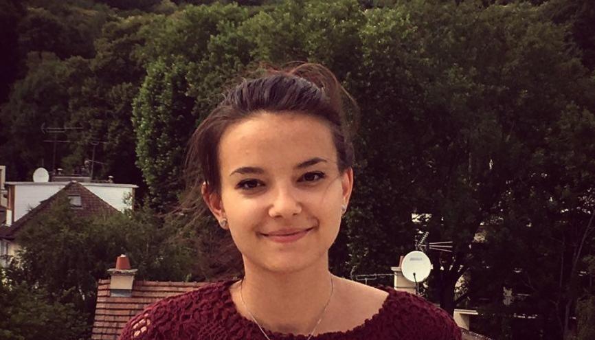 Elisabeth, étudiante en prépa, est admissible à deux concours d'écoles d'ingénieurs. //©Photo fournie par le témoin