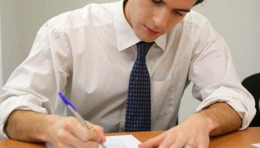 Rédaction CV et lettre de motivation //©Phovoir