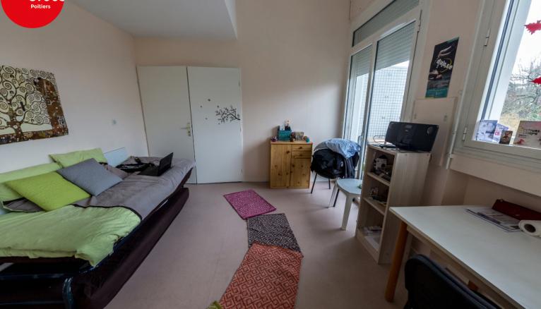 La visite virtuelle vous permet d'avoir un excellent aperçu de votre futur logement.