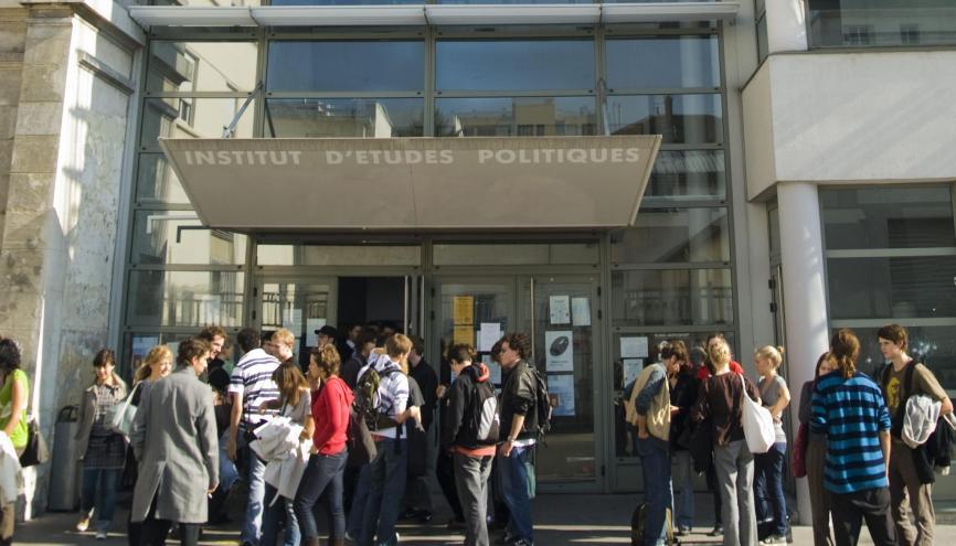 L'IEP de Lyon a offert 50 places supplémentaires en 2017 en prévision de l'ouverture de son campus de Saint-Étienne. //©Sciences po Lyon