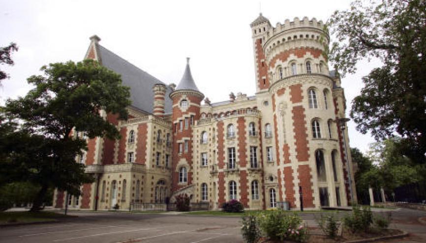 Le lycée international de Saint-Germain-en-Laye propose 13 sections de langues différentes, de l'allemand au suédois. //©Nicolas Tavernier / R.E.A