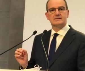 Jean Castex, le 3 septembre 2020, présente le plan de relance.