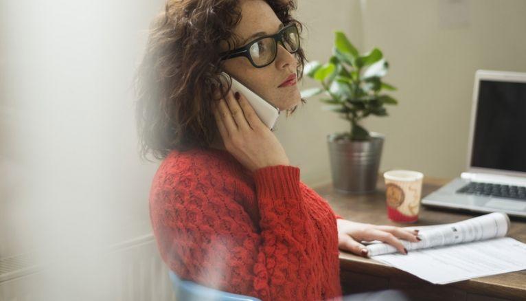 Faites en sorte de vous trouver dans un endroit calme, où vous pourrez vous concentrer sur votre entretien et prendre des notes.