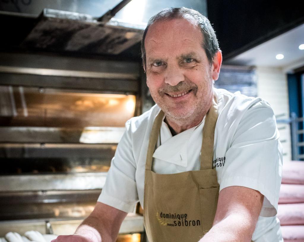 Dominique Saibron s'est fait tout seul: plongleur, puis aide-cuisinier avantde devenir boulanger-pâtissier et chef d'entreprise. //©Anne-Charlotte Compan/Hans Lucas pour l'Etudiant