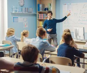 C'est dans un Inspé que vous vous préparerez à devenir prof.