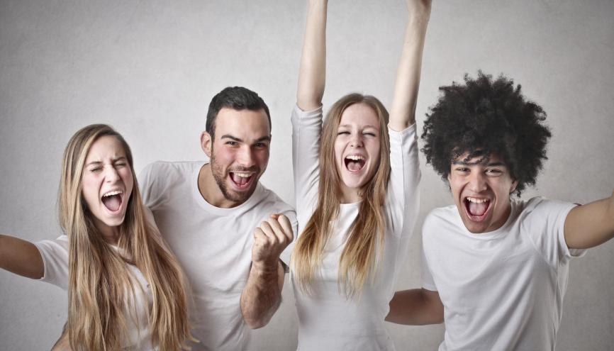 Happy Trainees a labellisé 197 entreprises où faire son stage est un vrai bonheur. //©Fotolia