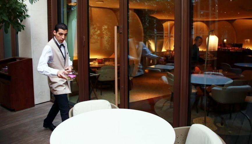 Certains secteurs, comme l'hôtellerie-restauration, accueillent les alternants en BTS ou DUT. //©Bertrand Desprez pour L'Étudiant