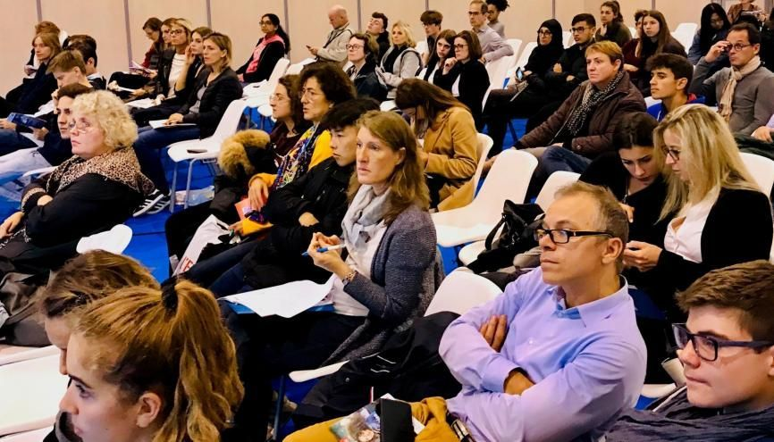 Intégrer une école d'ingénieurs ou de commerce, après le bac ou une classe prépa : les conférences de L'Etudiant donnent le mode d'emploi //©Etienne Gless