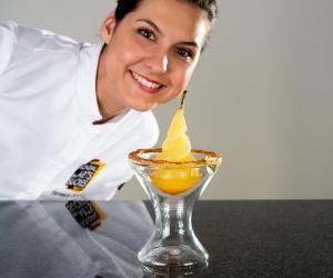 Dès sa plus tendre enfance, Florence a été attiré par la fabrication de desserts.