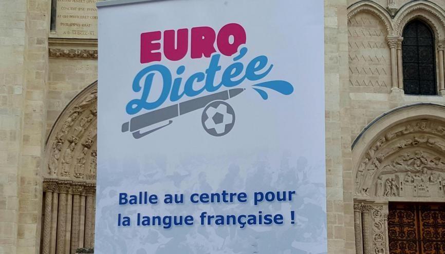 L'Eurodictée s'est déroulée le 10 juin 2016 à Saint-Denis. //©Natacha Lefauconnier