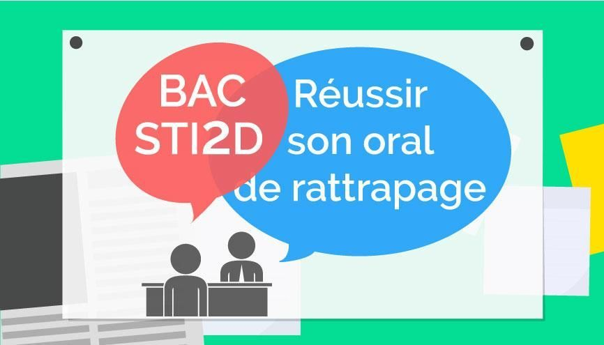 Bac STI2D - Oral de rattrapage //©Juliette Lajoie