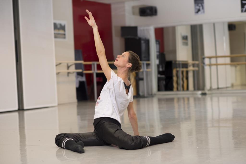 """""""À l'Opéra, on arrive dans un univers où personne ne vous fera de cadeaux"""". //©Sacha Lenormand pour l'Etudiant"""