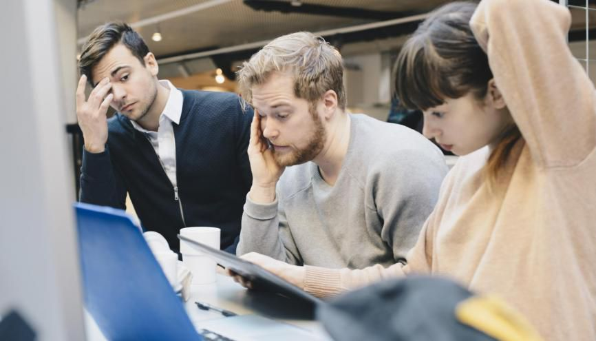La transition du diplôme à l'emploi est une période stressante. Les conseils de l'Etudiant pour l'optimiser. //©plainpicture/Maskot
