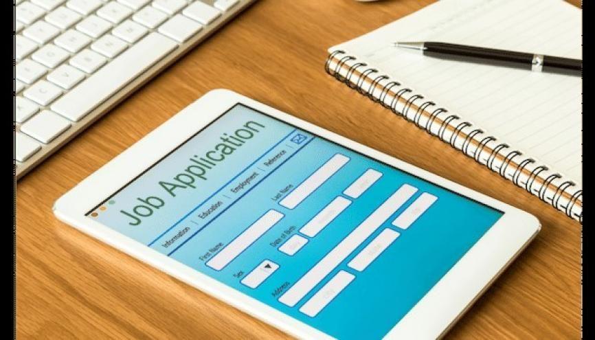 Les métiers du digital recrutent //©Canva