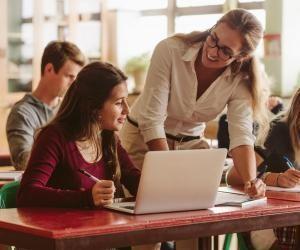 Un accompagnement des élèves venus de lycées prioritaires leur permet de réussir en classe prépa économique.