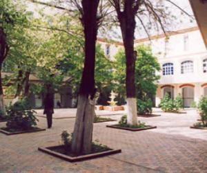 Le lycée Laveran de Constantine où Jeanine Roquier a passé son bac.